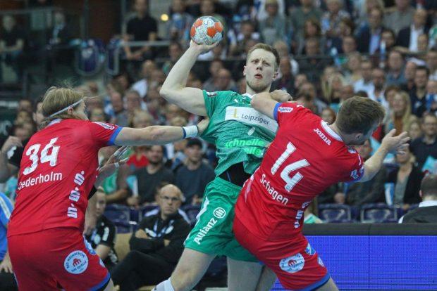 Luca Witzke in Aktion. Foto: Jan Kaefer