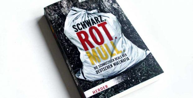 Michael Billig: Schwarz. Rot. Müll. Foto: Ralf Julke