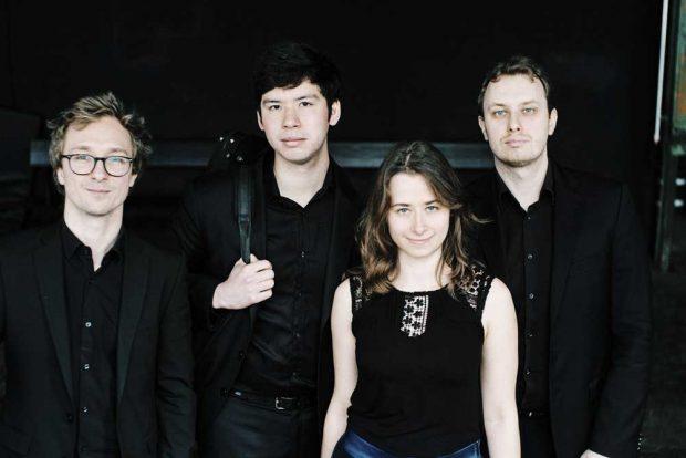 Das Eliot Quartett. Foto: Thomas Stimmel