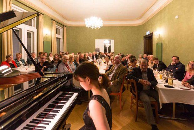 Festlicher Salon. Foto: Christian Kern