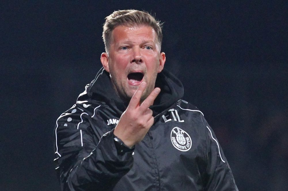 Björn Joppe ist nicht mehr Teamchef beim 1. FC Lok. Foto: Jan Kaefer