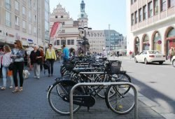 Katharinenstraße mit Blick zum Markt. Foto: Ralf Julke