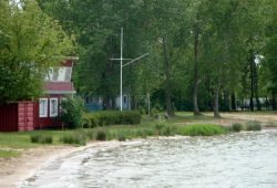 Badestrand am Kulkwitzer See. Foto: Gernot Borriss