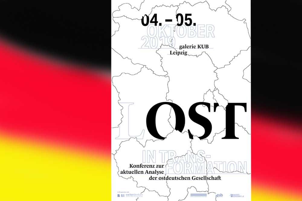 """Konferenz """"[L]Ost in Transformation"""". Plakat: Engagierte Wissenschaft"""