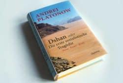 Andrej Platonow: Dshan oder Die erste sozialistische Tragödie. Foto: Ralf Julke