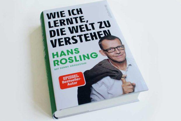Hans Rosling, Fanny Härgestam: Wie ich lernte, die Welt zu verstehen. Foto: Ralf Julke