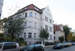 Das Haus Schorlemmerstraße 8 in Gohlis. Foto: Ralf Julke