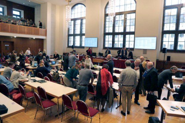 Ratsversammlung am 30.10.19. Foto: L-IZ.de
