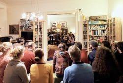 Mehr als ein Konzert – 4. Notenspur-Nacht der Hausmusik in einer Leipziger Wohnung, Foto: Daniel Reiche