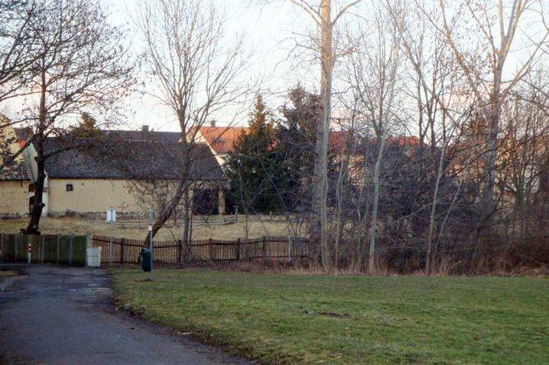 Auch hier würde der Mittlere Ring Ost durchgehen: Stünzer Park. Foto: Gernot Borriss