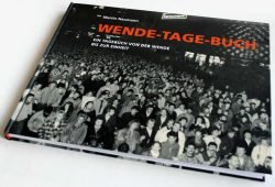 Martin Naumann: Wende-Tage-Buch. Foto: Ralf Julke