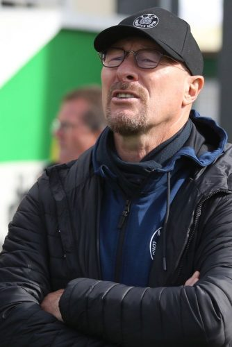 Wolfgang Wolf ist jetzt Lok-Trainer. Foto: Jan Kaefer