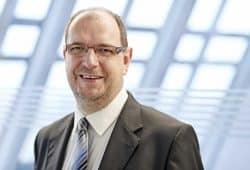 Prof. Dr. Ansgar Zerfass. Foto: Tobias Tanzyna / Universität Leipzig