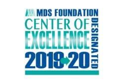 """Der Bereich Hämatologie und Zelltherapie des UKL darf nun den Titel """"MDS Center of Excellence"""" führen. Foto: MDS Foundation"""