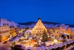 Weihnachtsmarkt Grimma. Foto: Sylvio Dittrich