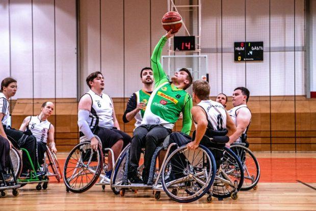 Philipp Karausch ist aktuell der Jüngste im Leipziger Team. Foto: Tobias Möritz