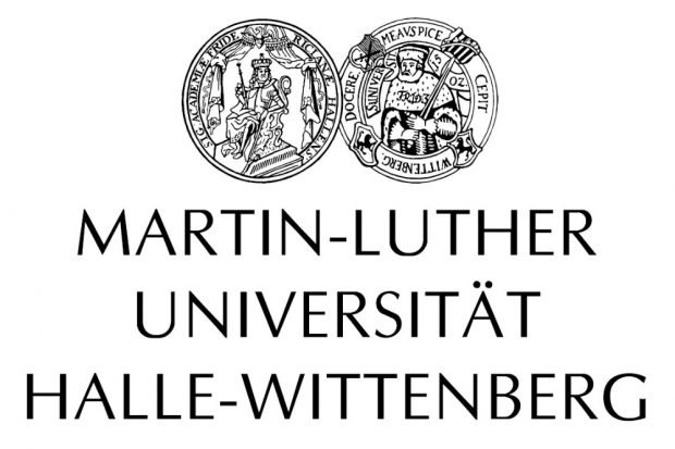 Logo Martin-Luther-Universität Halle-Wittenberg