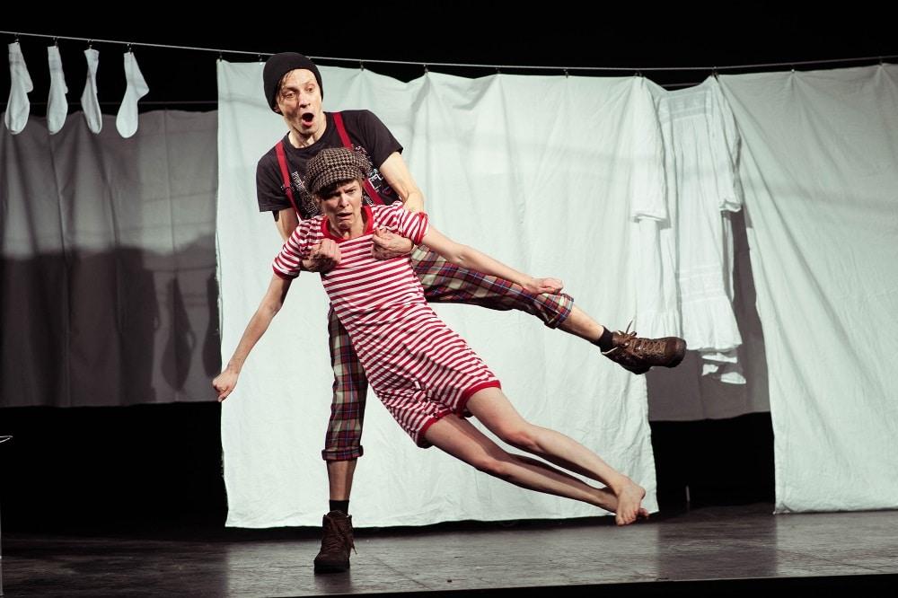 Oliver Twist. Foto: Mim Schneider