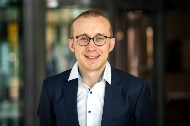 Dr. Falk Harnisch. Foto: Sebastian Wiedling/UfZ
