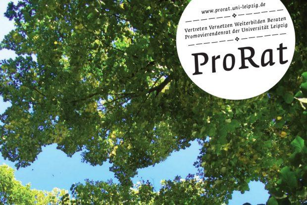 Der ProRat lädt zu zwei Promotionsvorträgen ein. Foto: ProRat Leipzig