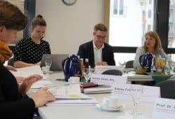 Sitzung WOS-Beirat © SMGI