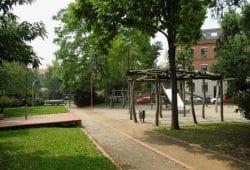 """Spielplatz """"Henricistraße"""". Foto: Stadt Leipzig"""