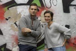 Laetitia und Mathieu Mazzott, Foto: Nina Schymczyk