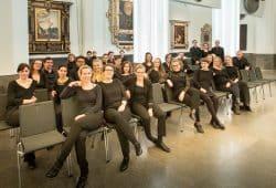 Vocalconsort Leipzig. Foto: Andreas Wünschirs