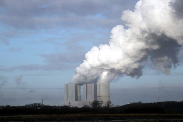 Eine Wolkenmacher-Fabrik? Foto: Michael Freitag