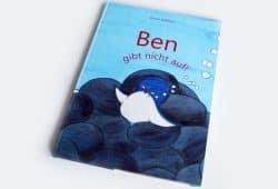 Kirstin Ballhorn: Ben gibt nicht auf! Foto: Ralf Julke