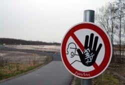Vorsicht, Bergbau! Archivfoto: Ralf Julke