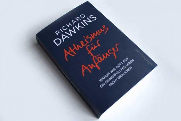 Richard Dawkins: Atheismus für Anfänger. Foto: Ralf Julke