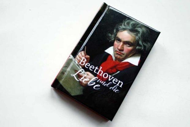Hagen Kunze: Beethoven und die Liebe. Foto: Ralf Julke