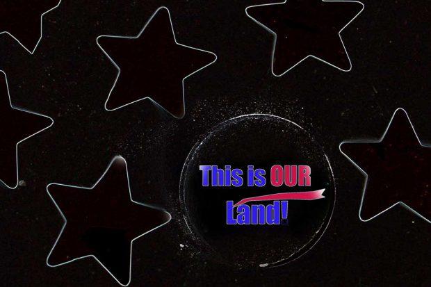 Das ist unser Land! Montage: L-IZ