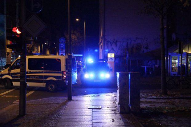 Razzia in der Eisenbahnstraße. Foto: L-IZ.de