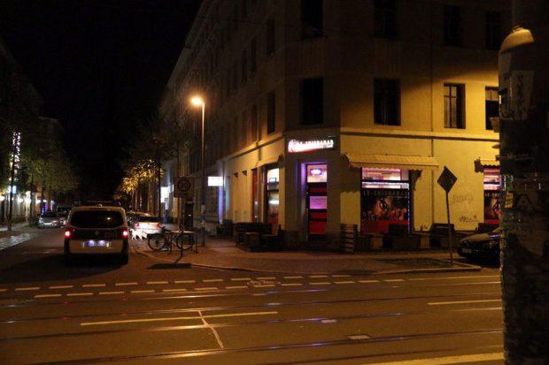 Eine der kontrollierten Shisha-Bars. Foto: L-IZ.de