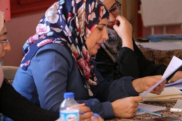 """""""adopt a revolution"""" unterstützt auch das """"Syria Frauenzentrum"""" in Idlib. © Frauenzentrum Dammeh"""