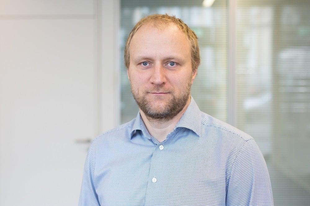 Prof. Dr. Bodo Sturm, Foto: HTWK