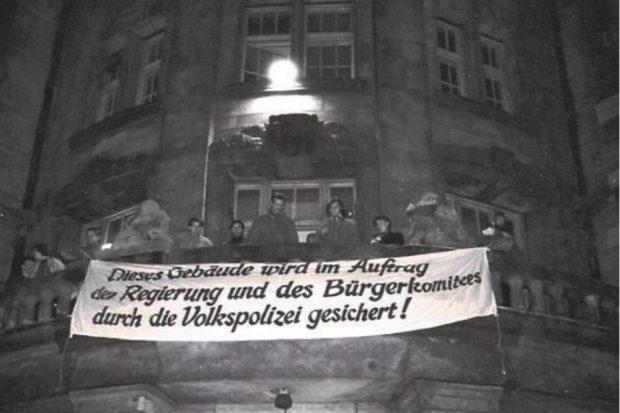 Auszug Flyer. Quelle: Bürgerkomitee Leipzig e.V.