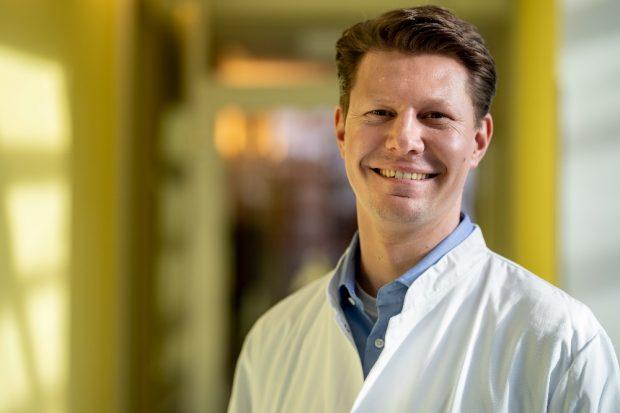 Dr. med. Stephan Borte. Quelle: Klinikum St. Georg