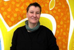 Christine Rietzke, Frauenkultur Leipzig. Foto: Privat