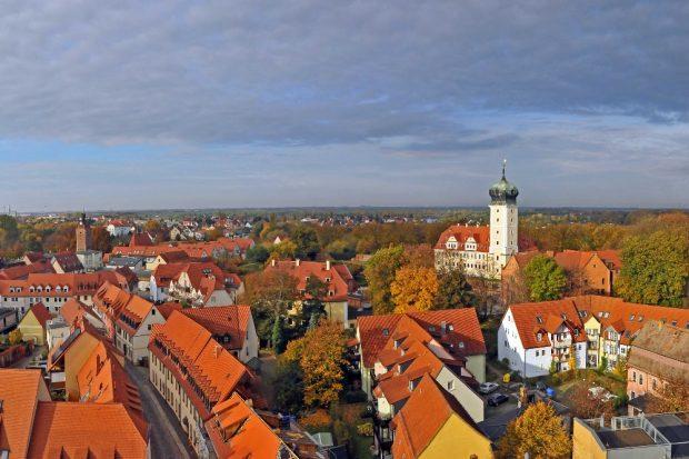 Delitzsch ist ein lebenswertes Stück Sachsen. © Christian Maurer, Stadt Delitzsch