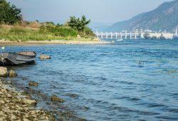 Die Donau ist der zweitgrößte europäische Fluss und wird vom Menschen intensiv genutzt. Sie ist einer der vier Flüsse, die im Mittelpunkt des EU-Projekts SOLUTIONS standen. Bild: André Künzelmann / UFZ