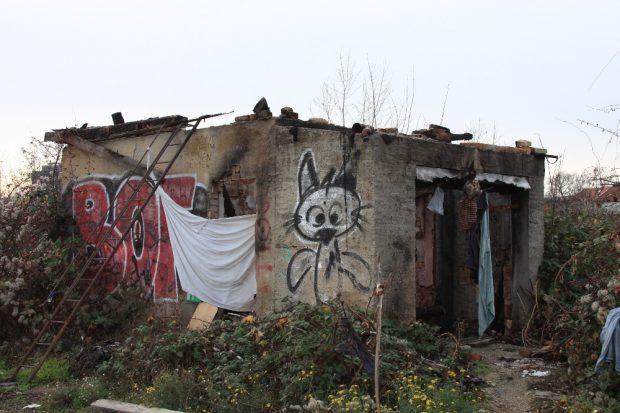 Ein paar der Ruinen auf dem Gelände sehen durchaus noch bewohnt aus....Foto: L-IZ.de