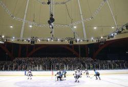 Straffer Spielplan für die Icefighters Leipzig auch am Jahresende. Foto: Jan Kaefer (Archiv)