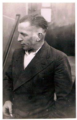 Karl Hermann Trinkaus in den 50er oder 60er Jahren. Aus dem Nachlass von K.H. Trinkaus. Foto: Privat