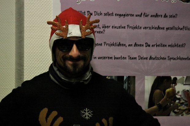 Heute engagiert Luigi sich bei Timmi to help und ist für jeden Spaß zu haben. Foto: L-IZ.de