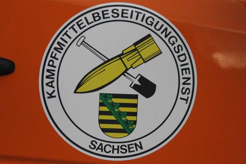 In letzter Zeit öfter gefordert - der Kampfmittelbeseitigungsdienst. Foto: L-IZ.de