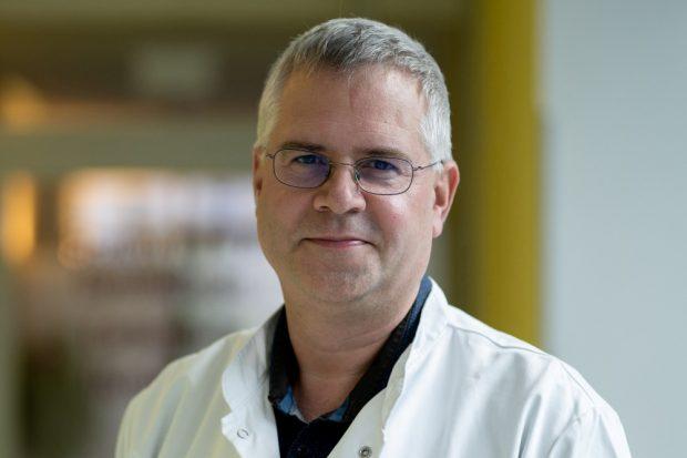 Dr. med. Norbert Klein. Quelle: Klinikum St. Georg