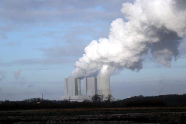 Braunkohle-Kraftwerk Lippendorf bei Böhlen. Foto: Michael Freitag